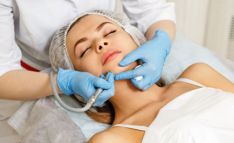 Microdermabrasion Skin Rejuvenation Treatments in Oxnard, Ventura, and Camarillo