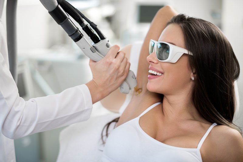 Laser Hair Removal for Women in Oxnard, CA